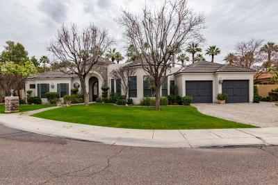 Phoenix Single Family Home For Sale: 8509 N 13th Avenue