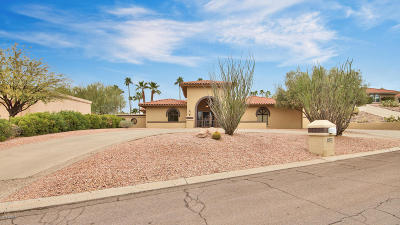 Fountain Hills Single Family Home For Sale: 10206 N Demaret Drive