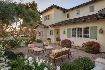 Single Family Home For Sale: 5628 E Monterosa Street