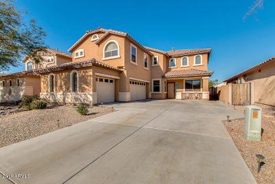 Maricopa Single Family Home For Sale: 45064 W Buckhorn Trail