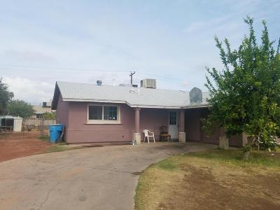 Phoenix Single Family Home For Sale: 7608 W Indianola Avenue