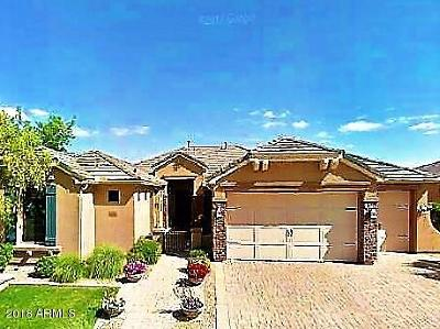 Goodyear Single Family Home For Sale: 15461 W Sells Drive