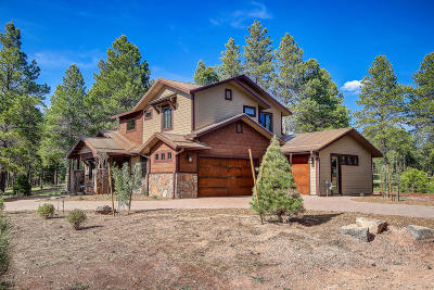 Flagstaff Single Family Home For Sale: 4350 W Tack Room