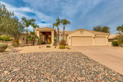 Rio Verde Single Family Home For Sale: 18818 E Via Hermosa