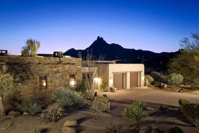 Scottsdale Single Family Home For Sale: 10585 E Crescent Moon Drive #6