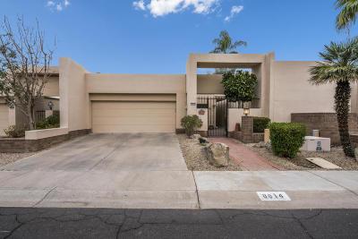 Scottsdale Condo/Townhouse For Sale: 8814 E San Rafael Drive