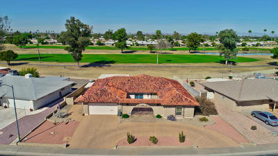 Sun City Single Family Home For Sale: 10516 W Cameo Drive