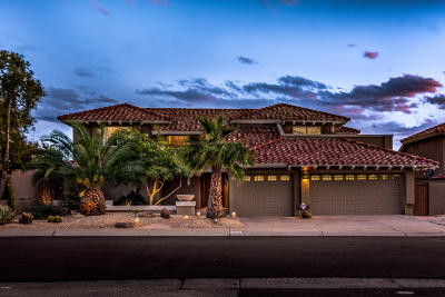 Single Family Home For Sale: 3129 E Rock Wren Road