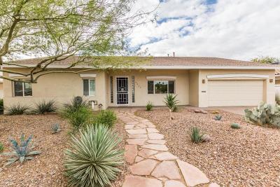 Single Family Home For Sale: 6821 E Palm Lane