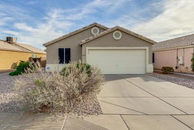 Apache Junction Single Family Home For Sale: 2263 W Renaissance Avenue