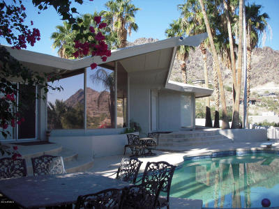 Paradise Valley Single Family Home For Sale: 7202 N Red Ledge Drive