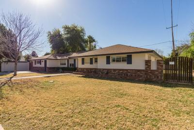 Phoenix Single Family Home For Sale: 7218 N 2nd Street