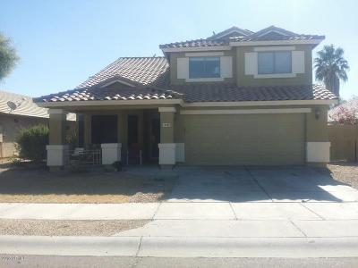 Goodyear Single Family Home For Sale: 16785 W Fillmore Street