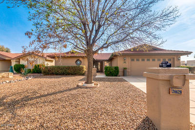 Sun Lakes Single Family Home For Sale: 26629 S Nicklaus Drive
