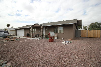Sun City Single Family Home For Sale: 10850 N 108th Drive