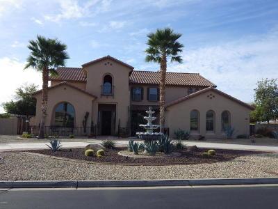 Mountain Gate, Mountain Gate Phase 3 & 4, Mountain Gate Phase 3&4, Mountain Gate/Copper Canyon (Gated) Single Family Home For Sale: 14465 W Yucatan Street