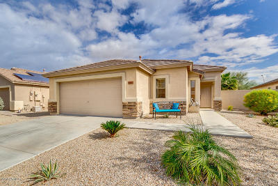 Goodyear Single Family Home For Sale: 12643 S 175th Avenue