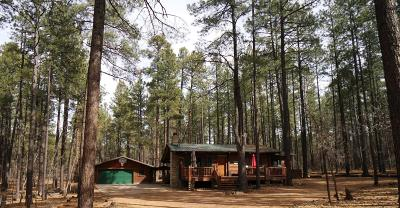 Pinetop Single Family Home For Sale: 2419 Douglas Fir Drive