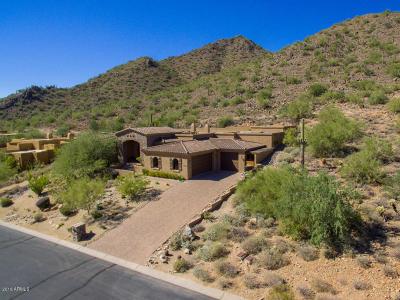 Scottsdale Single Family Home For Sale: 14324 E Coyote Road