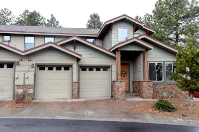 Flagstaff Condo/Townhouse For Sale: 1310 E Sundrop Lane