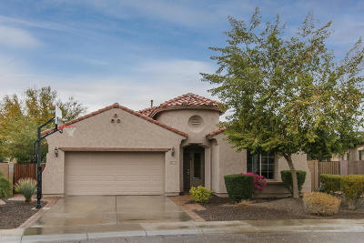 Phoenix Single Family Home For Sale: 5206 W Redbird Road