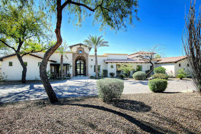 Scottsdale Single Family Home For Sale: 8707 E Cholla Street