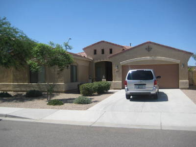 Surprise Single Family Home For Sale: 17030 W Post Drive