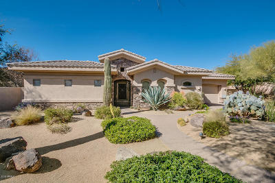 Scottsdale Single Family Home For Sale: 29144 N 69th Place