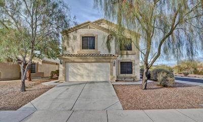 Buckeye Single Family Home For Sale: 23768 W Desert Bloom Street