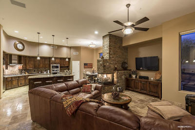Scottsdale Single Family Home For Sale: 8143 E Arroyo Seco Road