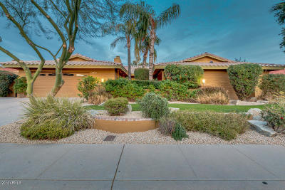 Scottsdale Single Family Home For Sale: 9101 N 82nd Street