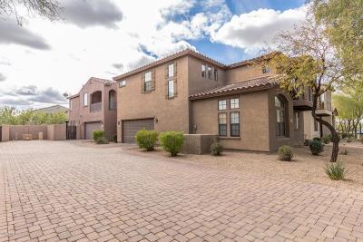 Phoenix Single Family Home For Sale: 2419 W Jake Haven