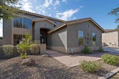 Gilbert Single Family Home For Sale: 4091 E Ravenswood Drive