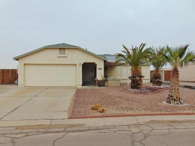 Arizona City Single Family Home For Sale: 10054 W Devonshire Drive