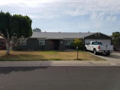Phoenix Single Family Home For Sale: 6717 W Earll Drive