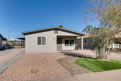 Mesa Single Family Home For Sale: 516 W Dana Avenue