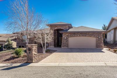 Prescott AZ Single Family Home For Sale: $539,000