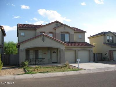 Phoenix Single Family Home For Sale: 2907 W Cavalier Drive