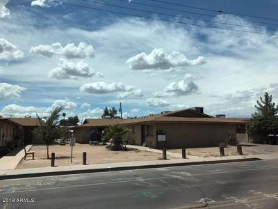 Mesa Multi Family Home For Sale: 704 Horne