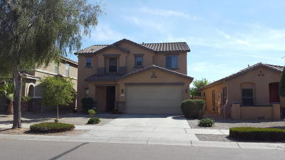 Queen Creek Rental For Rent: 22217 E Via Del Palo