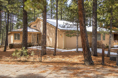 Flagstaff Single Family Home For Sale: 2198 Tom McMillan Circle