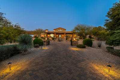 Scottsdale Single Family Home For Sale: 10232 E Cinder Cone Trail