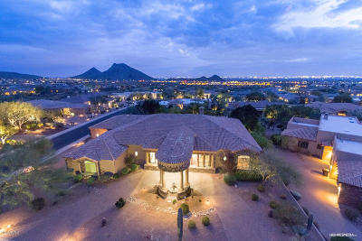 Scottsdale Single Family Home For Sale: 13363 E Paradise Drive