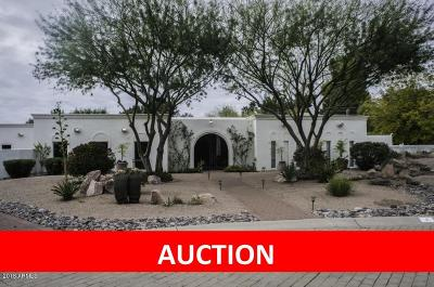 Scottsdale Single Family Home For Sale: 6005 E Laurel Lane