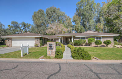 Phoenix Single Family Home For Sale: 2 E Northview Avenue