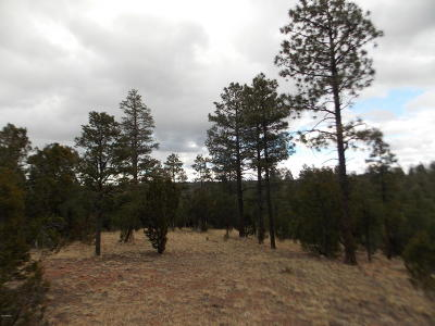 Heber AZ Residential Lots & Land For Sale: $54,900