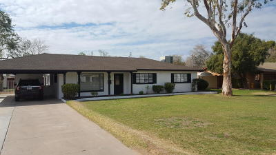 Phoenix Single Family Home For Sale: 3424 N 35th Place