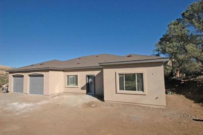 Prescott AZ Single Family Home For Sale: $379,900
