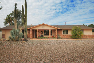 Phoenix Single Family Home For Sale: 5738 N 24th Street