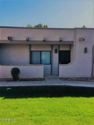 Mesa Condo/Townhouse For Sale: 927 N Cherry